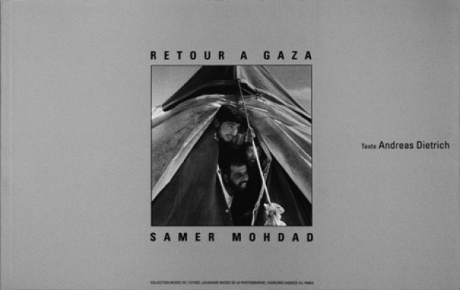 Return to Gaza, the Elysee Museum collection, 1996