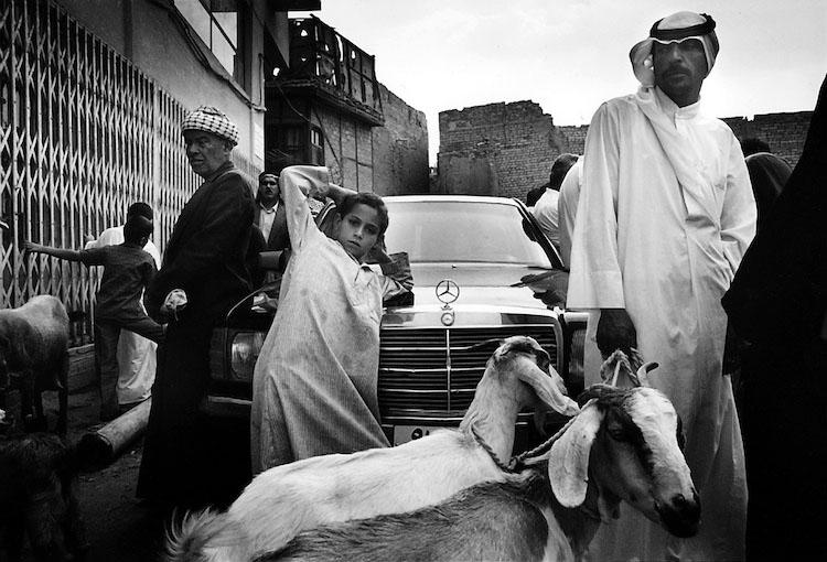 Mes Arabies. Iraq, Baghdad 1990